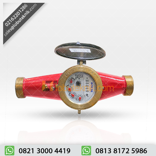 Water meter air panas shm