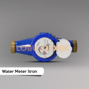 water meter itron dn40 ukuran 1 1/2 inch