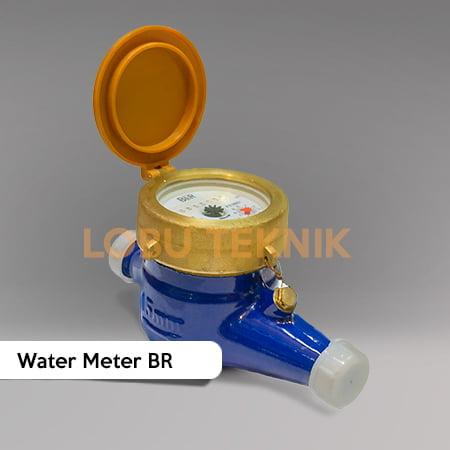 jual water meter BR DN15 ukuran 1/2 inch