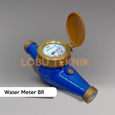 jual water meter BR DN25 ukuran 1 inch