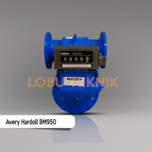 Flow Meter Avery Hardoll BM 950 Single Capsule