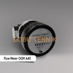 Flow Meter OGM A40