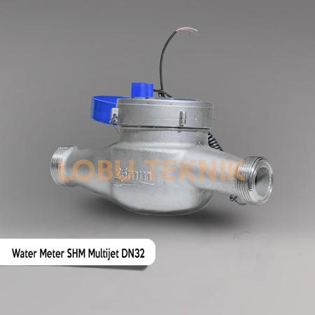 Water Meter SHM Multijet DN32 Stainless Steel
