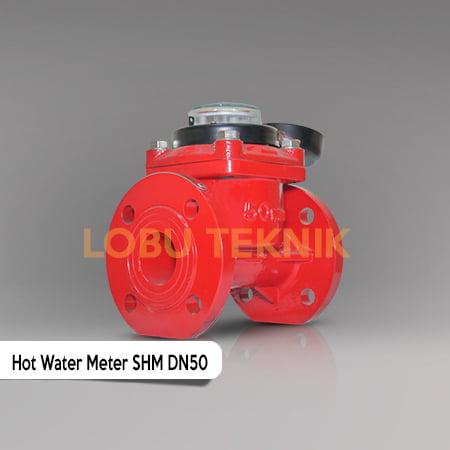 Water Meter Air Panas SHM DN50