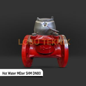 hot water meter dn80