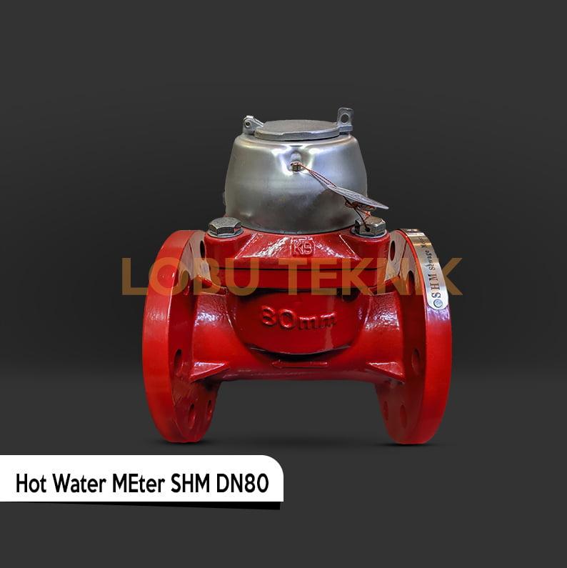 hot water meter dn80