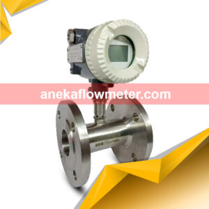 SHM digital turbine flow meter
