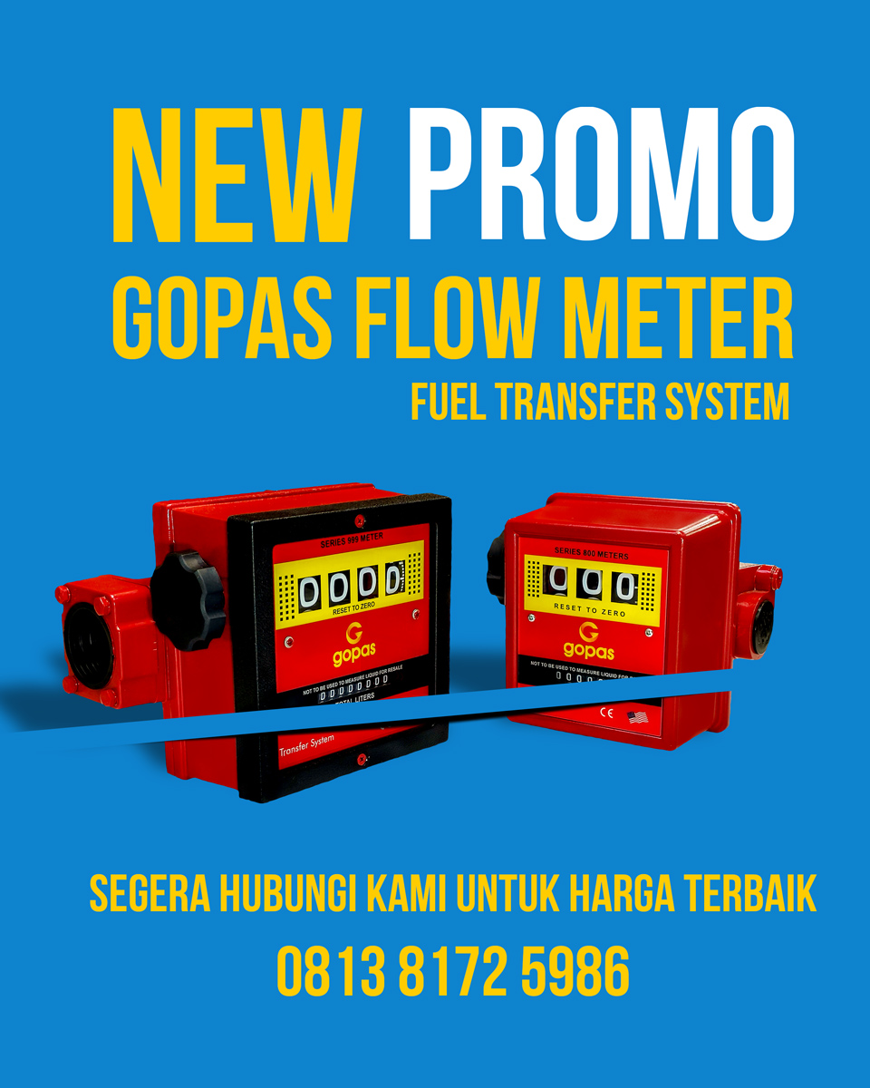 Gopas Flow Meter