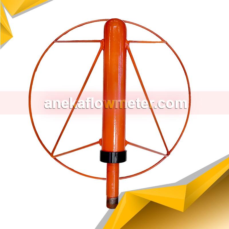 dijual frame windsock besi standar 50 cm