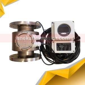 Electromagnetic Flow Meter SHM type Separated ukuran 4 inch